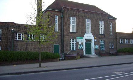 Keep Chislehurst Library