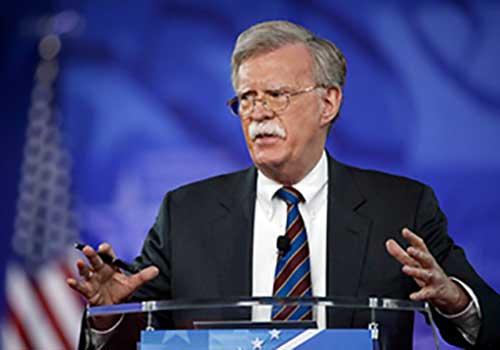 Warmonger John Bolton