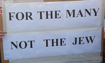The anti-Semitism battle