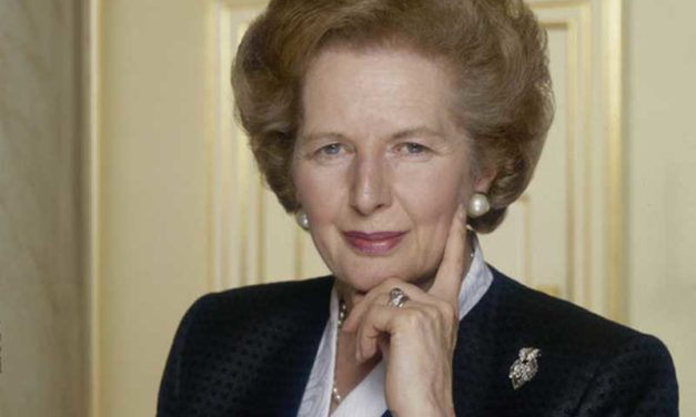 The Falklands war and Thatcher, the murderous mad cow