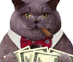 Gimme, gimme, gimme. Money, money, money.