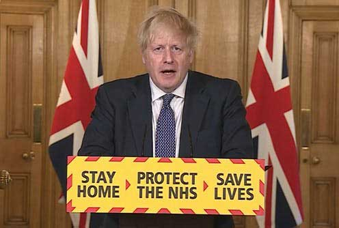 This appalling government has failed dismally in the face of the pandemic